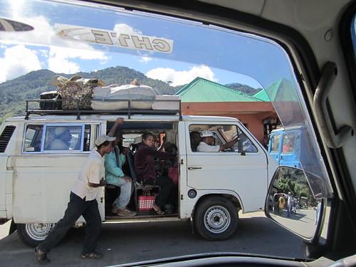 Taxi Brousse Ranomafana