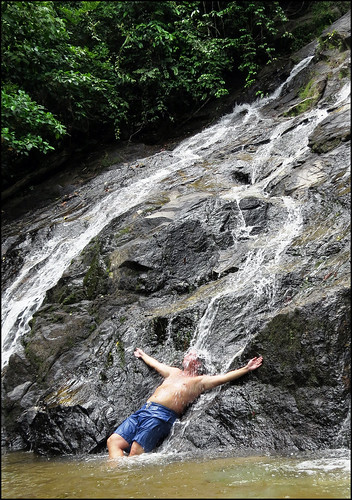 Natures Shower - Ton Prai waterfall