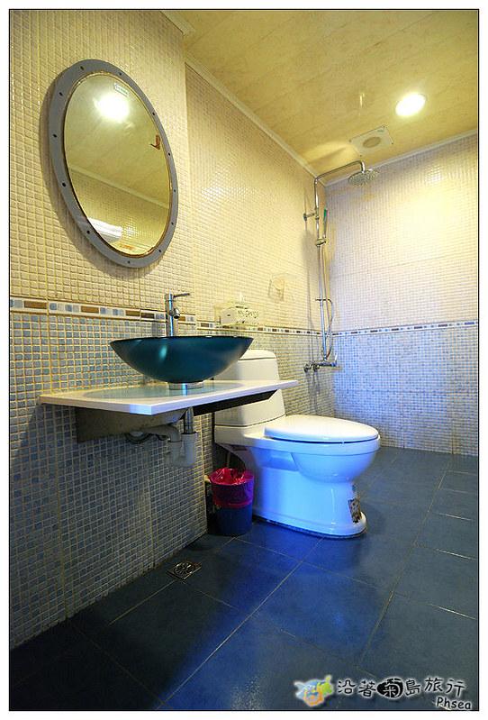 2013澎湖翔鴿渡假別墅-301藍色海洋雙人套房_09