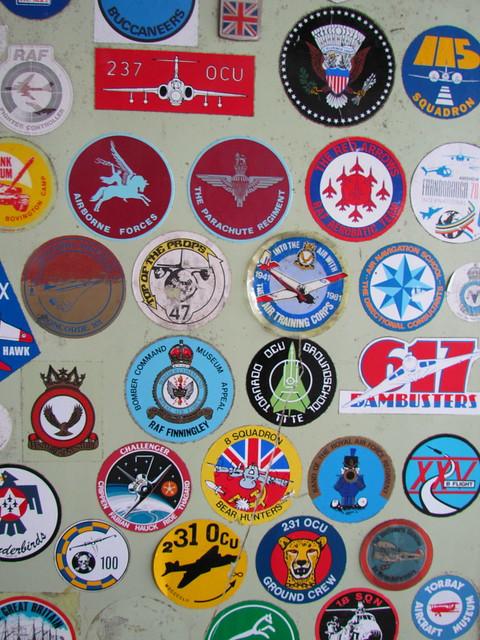 Header of Badges