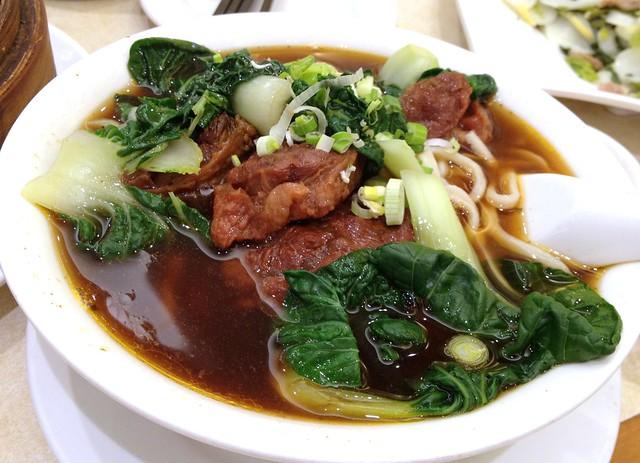 Braised Beef Brisket Noodles