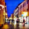 #Today was a #shopping #night at #Eisenach.