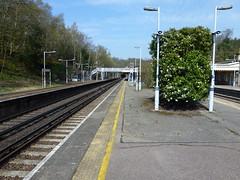 Elmstead Woods station
