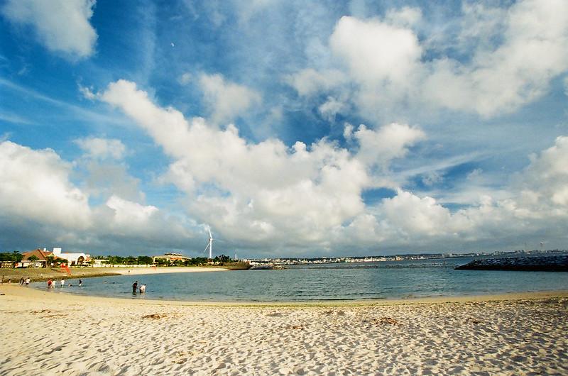 沖繩-美國村沙灘