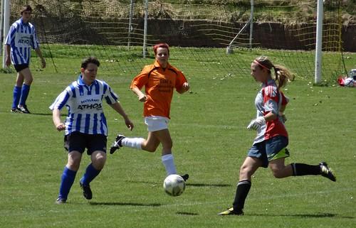 DSC08138 FSV Kitzscher v Bennewitz/ Trebsen (Women's League)