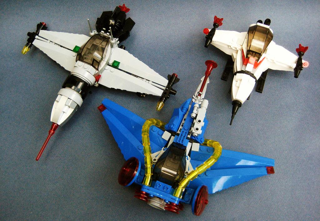 Classic Space Redux Team