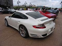 convertible(0.0), automobile(1.0), automotive exterior(1.0), porsche 911 gt2(1.0), porsche 911 gt3(1.0), wheel(1.0), vehicle(1.0), performance car(1.0), automotive design(1.0), porsche 911(1.0), porsche(1.0), rim(1.0), techart 997 turbo(1.0), bumper(1.0), land vehicle(1.0), luxury vehicle(1.0), supercar(1.0), sports car(1.0),