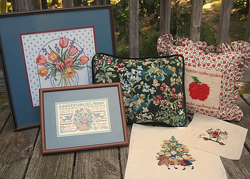 Cross Stitch & Needlepoint