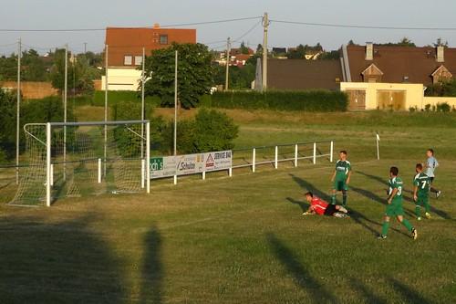 DSC10062Pre-Season: SV Burgwerben v TSV Leuna
