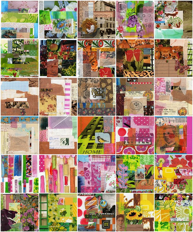 365 Collages in 2013 (part 6)