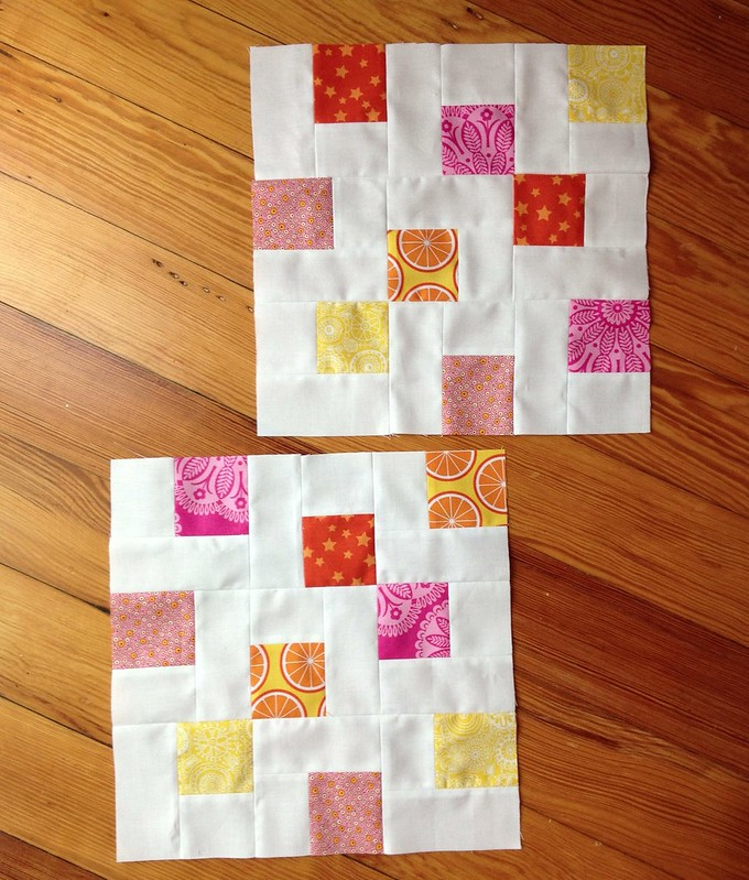 August Blocks for Lindsay