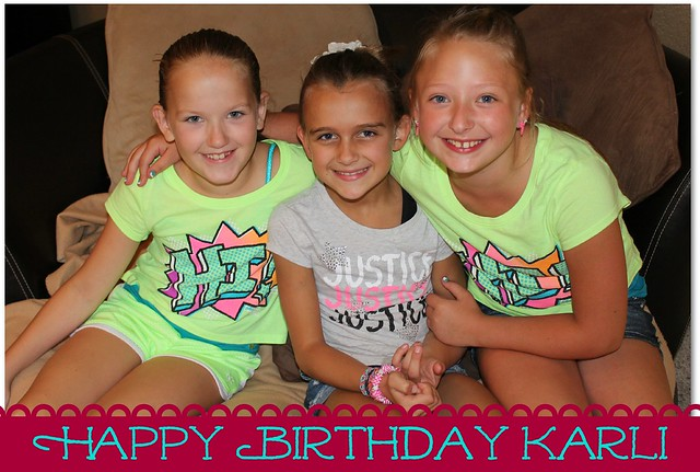 Happy Birthday Karli