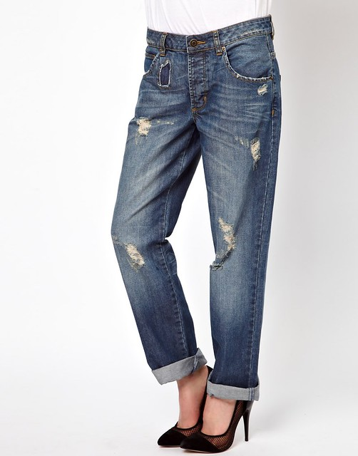 Asos boyfriend jeans saxby