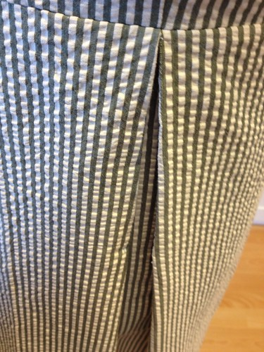 Seersucker Mail Order 4946 skirt