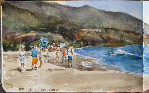 Leo-Carillo-Beach by Spencer Mackay