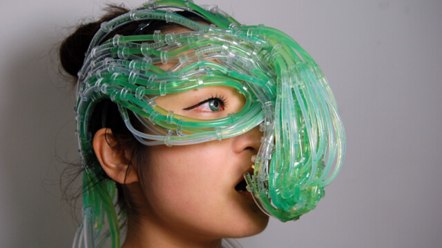 Algae suit generates food to feed your constant hunger