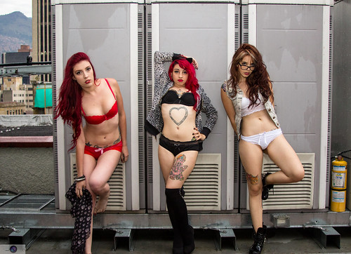 Girls & Tattoos