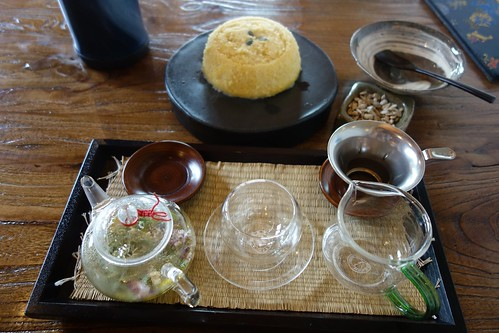 Korean tea set
