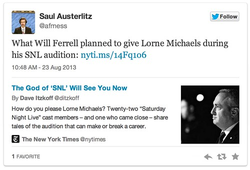 The New York Times tests a new Tweet feature | Twitter Blogs