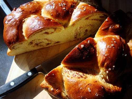Fig, Olive Oil, Sea Salt Challah
