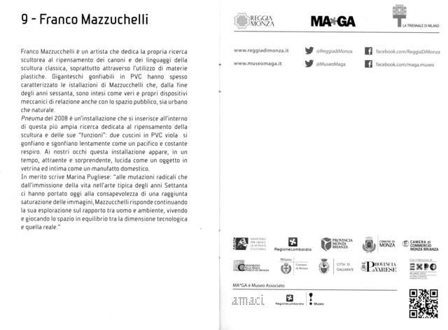 2013 Allegria di naufragi Villa Reale di Monza
