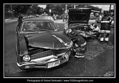1976-06/23 - Car Accident, Stewart Avenue, Bethpage, NY