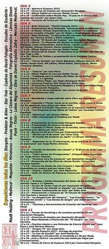 3 Programa Expocon 2013