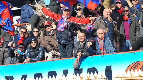 Voci dalla tribuna: Catania-Parma$
