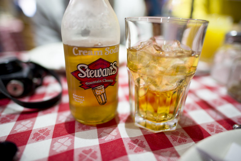 Stewart's cream Soda