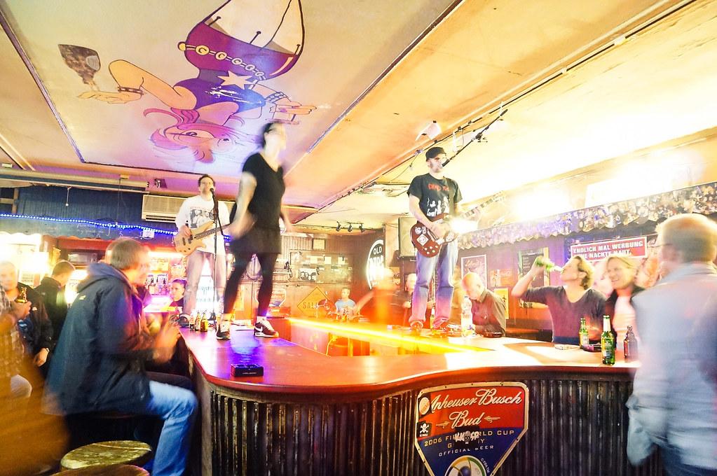 Reeperbahn Festival Spielbudenplatz
