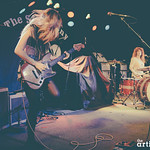 Deap Vally // The Stone Pony photographed by Chad Kamenshine