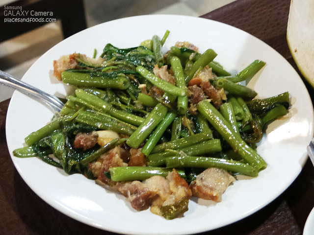 rocking doll asiatique stir fried water spinach