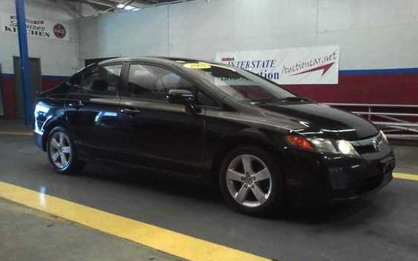 2007 honda civic ex sedan under 5000 flickr photo sharing. Black Bedroom Furniture Sets. Home Design Ideas