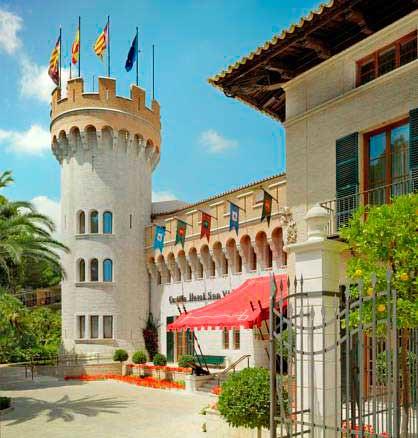 Castillo Hotel Son Vida (Palma de Mallorca, Mallorca)