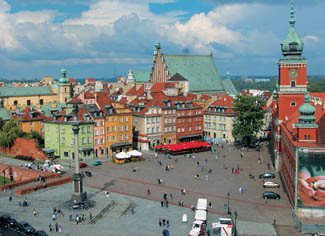 poland_WarsawCastleSquare