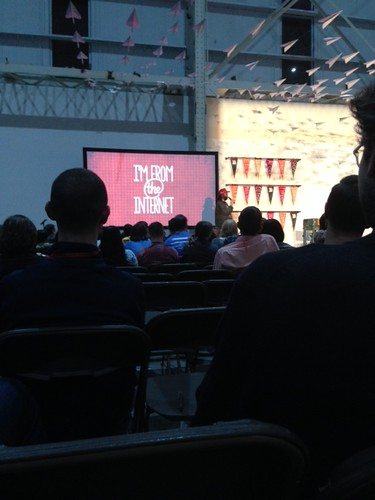 Brooklyn Beta from iPhone View