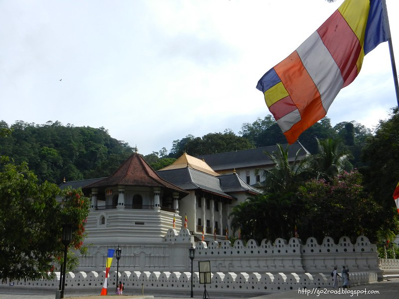Канди, центр Шри Ланки
