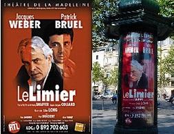 Le Limier, poster