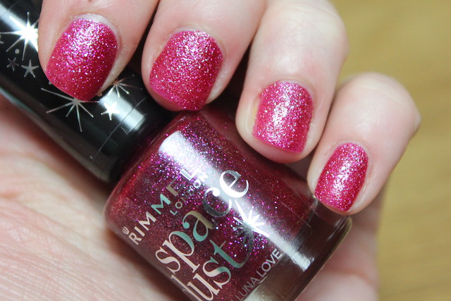 Rimmel Space Dust Luna Love