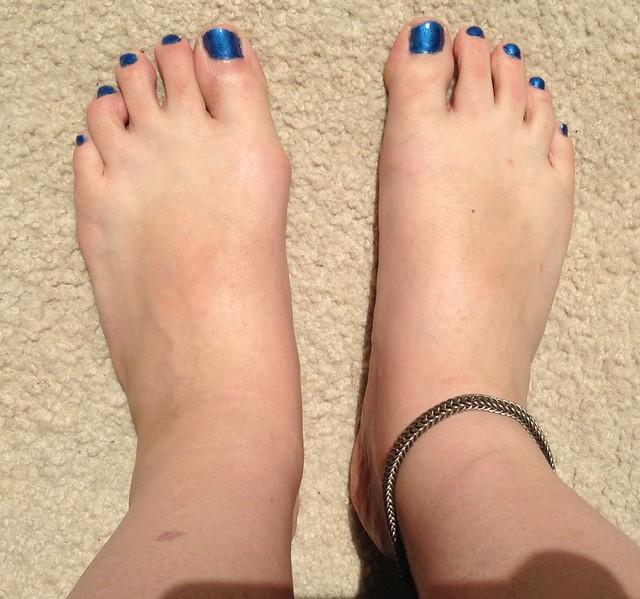 MTF: nails