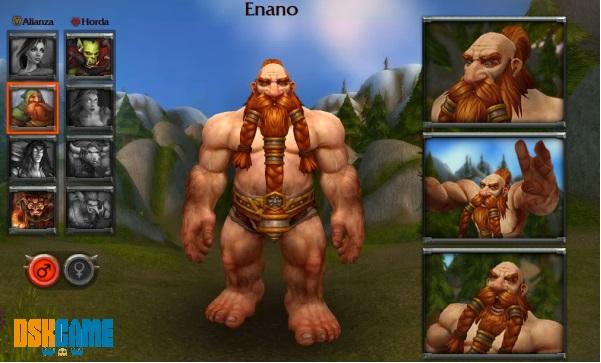 Clase Enana mejorada para Warlords of Draenor