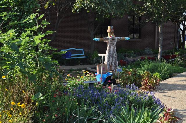 Heritage Elem garden