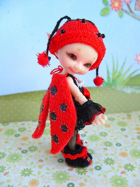 Божья коровка. Ladybug