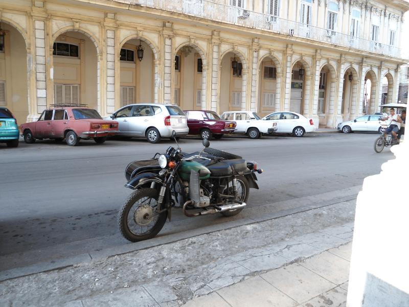 Moto con asiento para pasajero