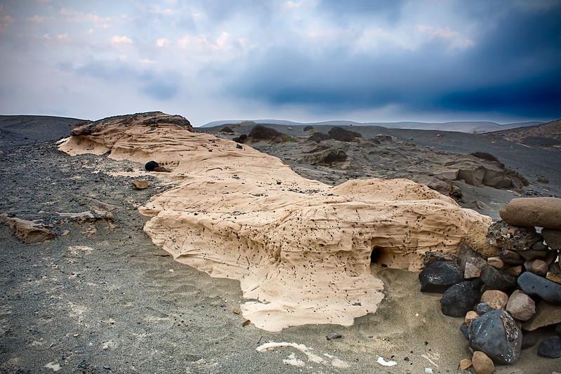 - Dunas Fósiles - La Pared, Fuerteventura