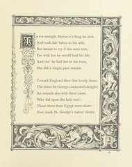 "British Library digitised image from page 53 of ""St. George and the Dragon [in verse], illustrated by J. Franklin [With a preface signed H.]"""