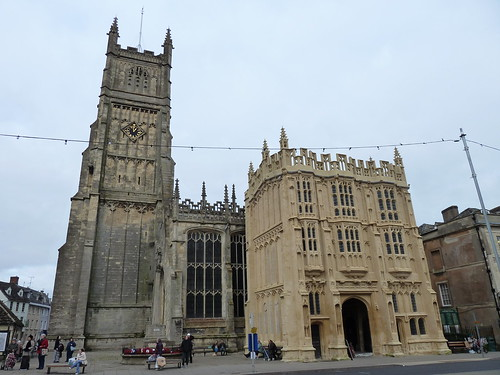 Cirencester St John the Baptist