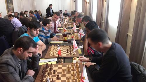 Petits estats Monaco 2013 6a ronda