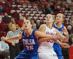 University of Arkansas vs Tulsa University