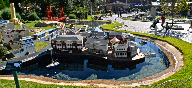 11560024956 66b9816090 z Miniland of Legoland Florida   A Must Visit Exhibit
